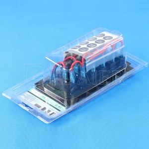 Customed Waterproof Marine Electrical Fuse Rocker Switch Panel pictures & photos