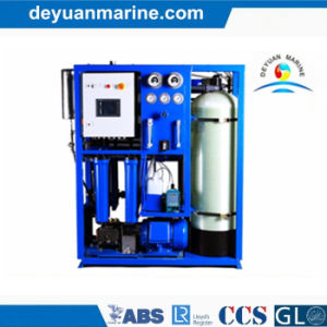 Marine Reverse Osmosis Fresh Water Generator for Sale pictures & photos