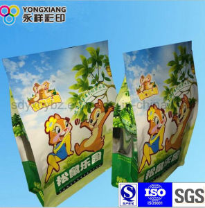 Dimensional Plastic Packaging Food Bag pictures & photos