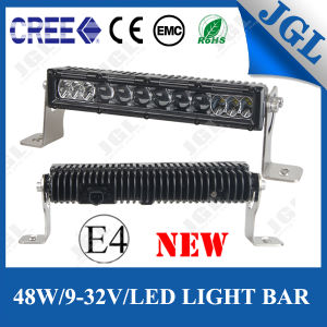 48W Truck ATV SUV Offroad for Jeep CREE Waterproof 12V LED Light Bar pictures & photos