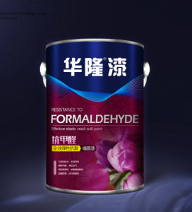 Hualong Anti-Formaldehyde Anti-Crack Interior Wall Paint/ Emulsion Paint pictures & photos