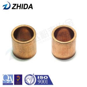 Cusn 9010 Sleeve Sintered Bronze Bushing pictures & photos