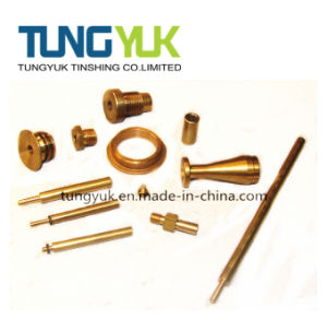 2017 Customized CNC Precision Machining Parts with Brass pictures & photos