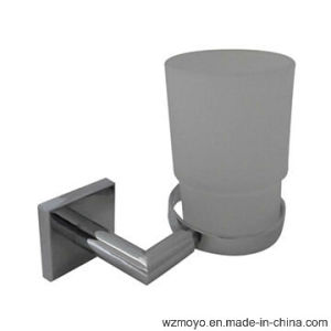 Wall-Mount Zinc Single Tumbler and Holder pictures & photos
