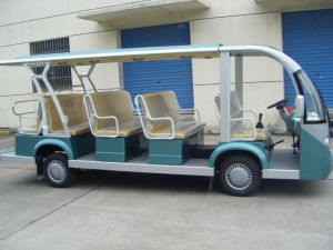 Small Electric Bus Mini Electric Car Electric City Bus pictures & photos