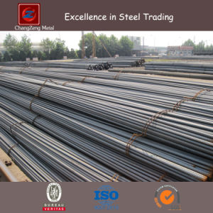 ASTM A615 Grade 40 60 70 Reinforced Deformed Steel pictures & photos