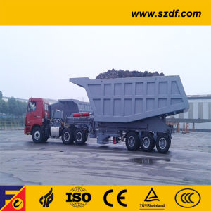 Scrap Tipper Trailer pictures & photos
