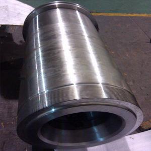 Hydraulic Press Sleeve Heavy Steel Forgings with ASTM En DIN
