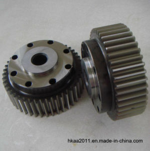 High Precision Steel Transmission Gear for Reduction Gearbox pictures & photos