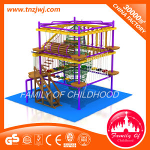 Outdoor Playground Type Climbing Rope Expansion Equipment pictures & photos