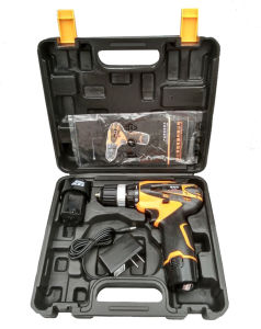 10.8V Compact Li-ion Cordless Drill (HD1901-1013) pictures & photos