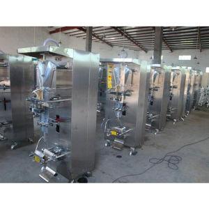 Automatic Sachet Pouch Filler Liquid Packaging Machine pictures & photos