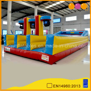 Exciting Inflatable Basketball Sport Game (AQ1716-1) pictures & photos