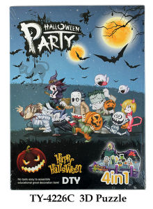 Holloween 3D Puzzle Toy pictures & photos