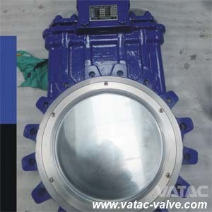 Cast Iron/Ductile Iron Full Lug Knife Gate Valve pictures & photos