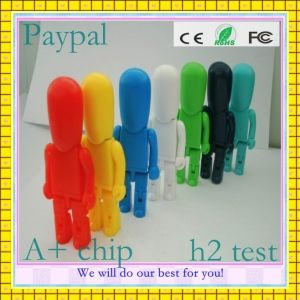 Different Kinds of PVC USB Flash Drive pictures & photos