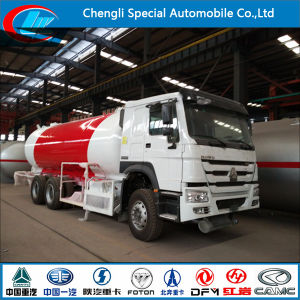 HOWO 6*4 336HP 24, 000liters LPG Dispenser Tank Truck for Sale pictures & photos