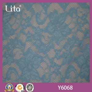 Lita Nylon Spandex Lace Fabric (Y6068)