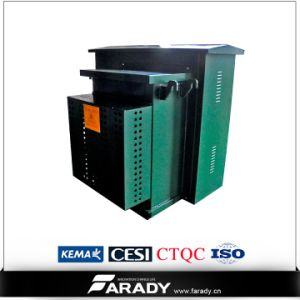 Outdoor Type 13.8kv Three Phase Distribution Pad Mounted Transformer Manufacturer pictures & photos