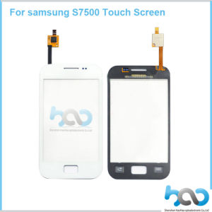 Cell Phone Touch Screen Panel for Samsung S7500 Flat Digitizer