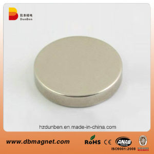 High Quality N50 Rare Earth NdFeB Magnetic Material pictures & photos