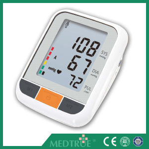 CE/ISO Approved Medical Digital Blood Pressure Monitor (MT01035005) pictures & photos