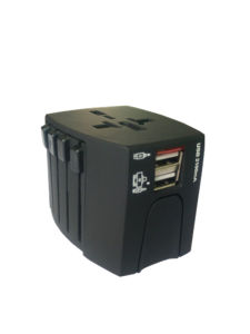 Universal Travel Adapter with USB Gobal Conversion Plug and Socket pictures & photos