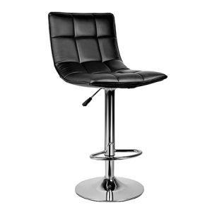 Black Color Modern Design Artifical Leather Lift Bar Stool (FS-T6128) pictures & photos