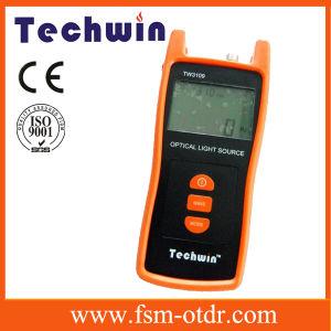 Techwin Brand Optical Fibre Laser Light Source pictures & photos