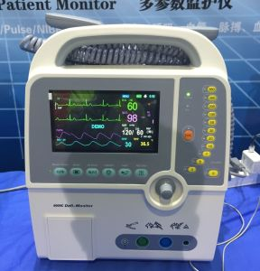 Ce Approved portable Monophasic Defibrillator pictures & photos
