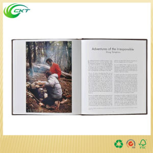 High Quality Cheap Embossing A5/A4 Hardcover Book Printing pictures & photos