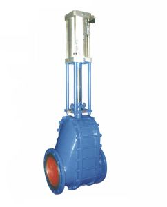 Pneumatic Ceramic Feeding Valve (GZJ644TC) pictures & photos