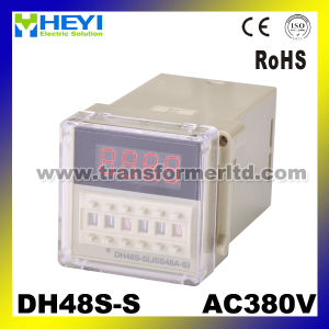 Digital Timer Relay, AC Timer Relay, Cycle Timer Relay pictures & photos