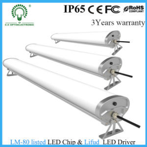 1.5m IP65 Tri-Proof LED Light, Water-Proof Hallway Lighting Fixture