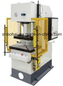 Single Column Hydraulic Press with Guiding Post for High Acuuracy pictures & photos