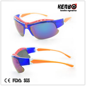 Hot Sale Fashion Sports Sunglasses for Accessory CE, FDA, 100% UV Protection Ks-Lx9859 pictures & photos