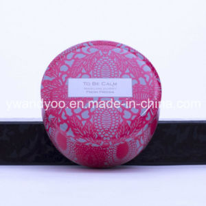 @Traveler′s Journey Seriess Fresh Freesia Organic Soy Wax Natural Scented Tin Candle pictures & photos