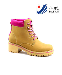 Women Boots Market Hot Sale Fashion Shoes with Comfortable (BFM0040) pictures & photos