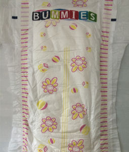Bummies Soft Breathable Baby Diaper