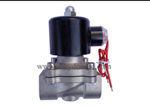 2W Series Direct Acting Diaphragm Type Stainless Steel Solenoid Valve pictures & photos