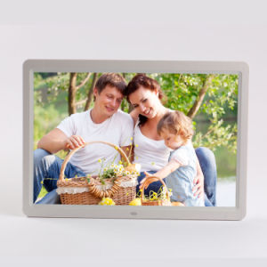 Advanced Multi-Media Function 15 Inch Digital Photo Frame 15e pictures & photos