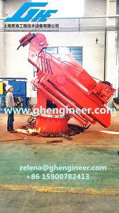 6t4m Knucle Telescopic Boom Crane pictures & photos