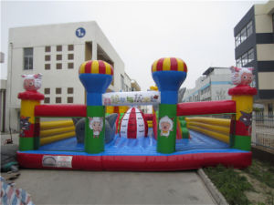 Inflatable Playground for Climbing, Obstacle, Jumping, Bouncer, Slider etc pictures & photos