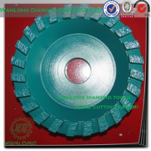 Cup Shaped Grinding Wheel and Taper Cup Grinding Wheel for Stone Processing pictures & photos