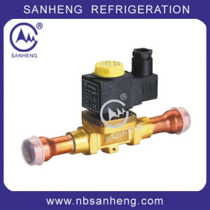 High Quality Sh Series Solenoid Valve with High Pressure pictures & photos