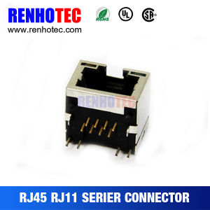 LED Shielded RJ45 Connectors pictures & photos