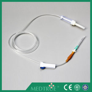 Hot Sale Medica Disposable Infusion Set (MT58001217) pictures & photos