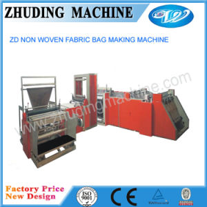 Non Woven Bag Cutting and Sewing Machines pictures & photos