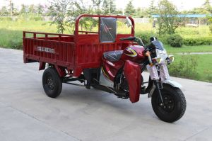 High Quality Three-Wheel Motorcycle with Cargo pictures & photos