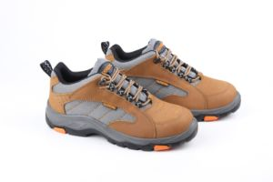 Sanneng Safety Shoes with PU Rubber Outsole (SN5292) pictures & photos